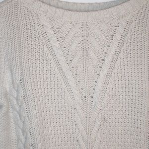 Banana Republic Cream sweater size small